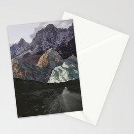 Night, A Landscape Stationery Cards