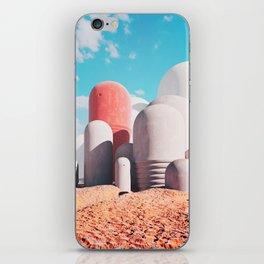 Deserted iPhone Skin