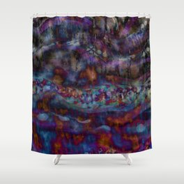 Oupa Shower Curtain