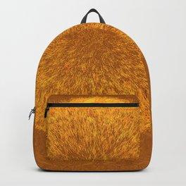 GOLDEN PATTERN I Backpack