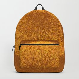 GOLDEN PATTERN I Backpack