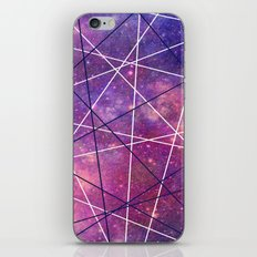 Fly Up to the Heavens (color) iPhone Skin
