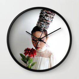 Crowned Wall Clock