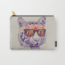Karate Tiger Carry-All Pouch