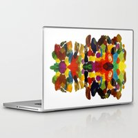 totem Laptop & iPad Skins featuring totem! by gasponce