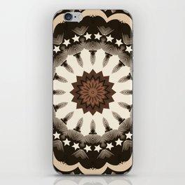 Ouija Wheel of Stars - Beyond the Veil iPhone Skin