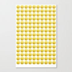 Mario Coins x150 Canvas Print