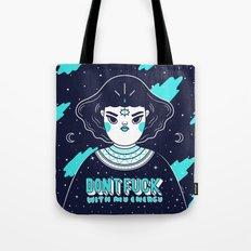 My energy Tote Bag