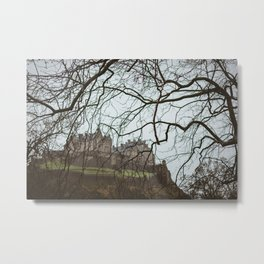 Hidden Castle Metal Print