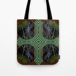 Nature Portals Pattern Tote Bag