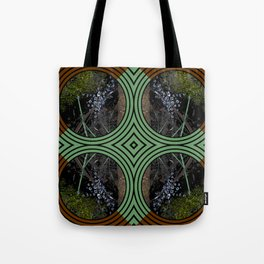 Nature Portals Pattern Tote Bag