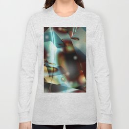 Prism Flames 1 Long Sleeve T-shirt