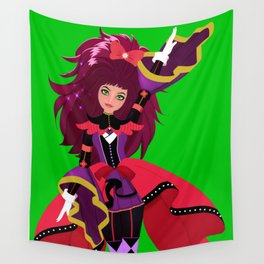 dancing anime Wall Tapestry