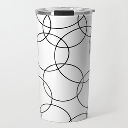 Cluttered Travel Mug