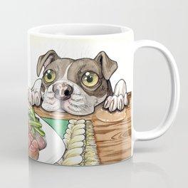 A Dog's Potential Steak Dinner Coffee Mug
