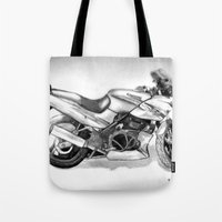 ninja Tote Bags featuring Ninja by Kr_design