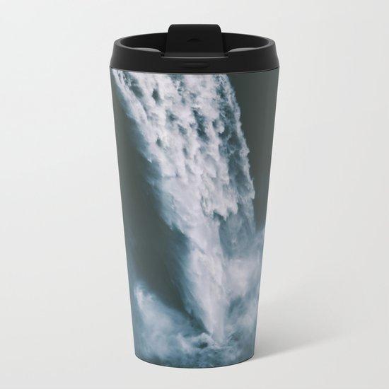 Thundering Waters Metal Travel Mug