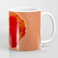 silhouette Mugs featuring Silhouette by Delphine Comte