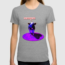 Psychedelic Cows T-shirt