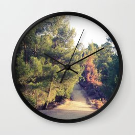 SHADES OF LIFE Wall Clock