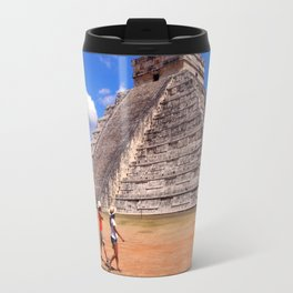 Chichen Itza Travel Mug