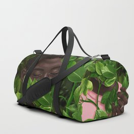 Green Mask Duffle Bag