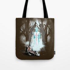 The Fallen Templar Tote Bag