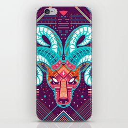 Symmetric Animals. RAM iPhone Skin