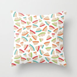 Back to School #02 Throw Pillow
