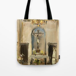 Private Chapel Tote Bag