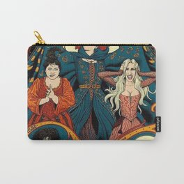 Sanderson Sisters Vintage Tour Poster Carry-All Pouch