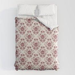 Afternoon Tea Damask Comforters