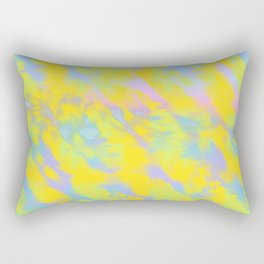 impressionism sun Rectangular Pillow