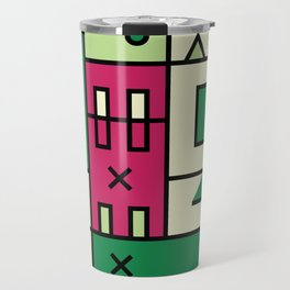 Play on words | Such is life Travel Mug