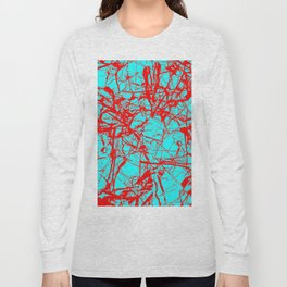 Freedom Red Long Sleeve T-shirt