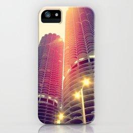 Marina iPhone Case