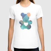teddy bear T-shirts featuring Teddy Bear by General Design Studio