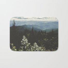 Smoky Mountains - Nature Photography Bath Mat