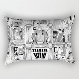 Empire State Rectangular Pillow
