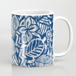 Hawaiian tribal pattern Coffee Mug