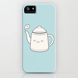 Teapot iPhone Case
