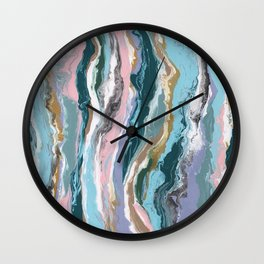 tina. Wall Clock