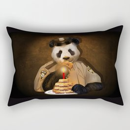 PANDA POLICE iPhone 4 4s 5 5c 6 7, pillow case, mugs and tshirt Rectangular Pillow