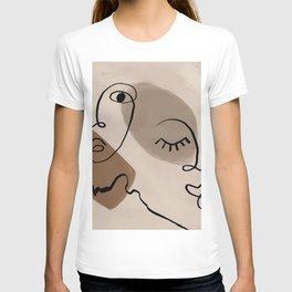 Expressive Faces T-shirt