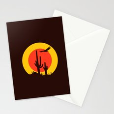 vulture song Stationery Cards