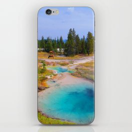The Beauty of Yellowstone iPhone Skin