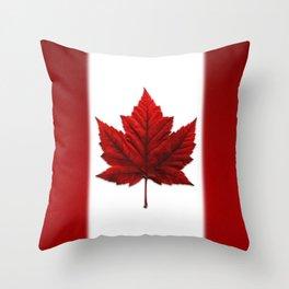 Canada Souvenirs Throw Pillow