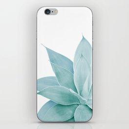 Green Agave #2 #tropical #decor #art #society6 iPhone Skin