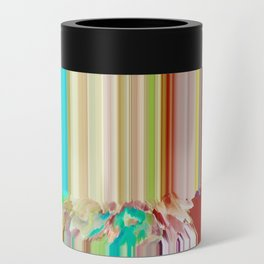 Stripes Can Cooler
