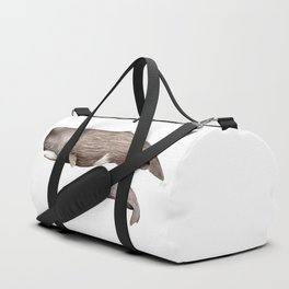 Sperm whale Duffle Bag